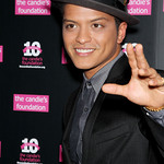 Bruno Mars Honored By Make-A-Wish Foundation