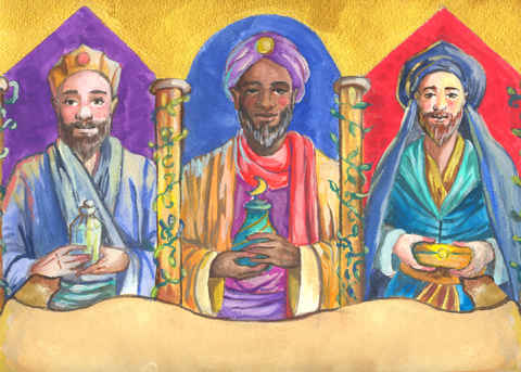 Celebration of the Three Kings Day
