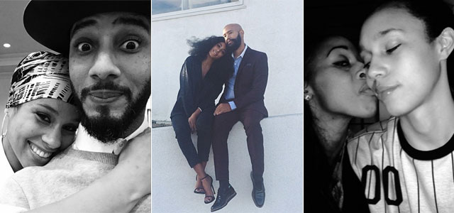 Cuddle Up Day: 13 Celebrity Couples Showing Affection