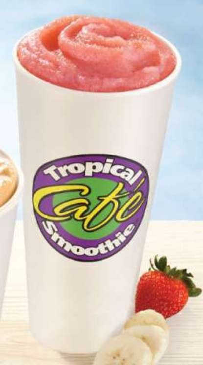 Tropical Smoothie celebrates National Flip Flop Day