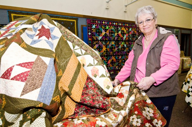 Quilts: a true piece of history
