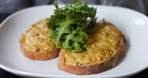 Welsh Rarebit Day