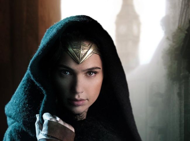 Wonder Woman, World War I and Nightingale