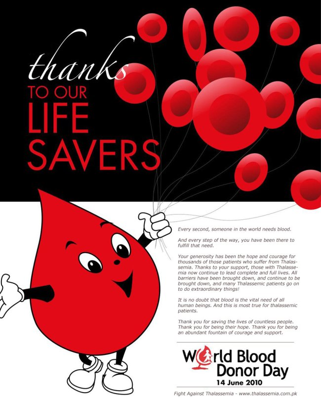 American Red Cross previews World Blood Donor Day