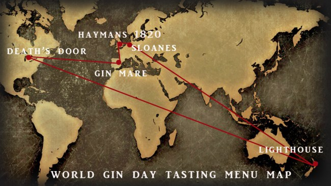 Celebrate World Gin Day with Jose Andres' G&T Recipe