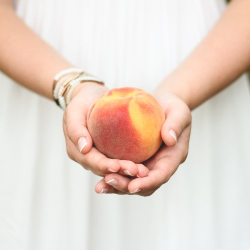 Sex and the peach