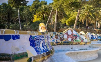parc guell barcellona