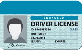 Hiring a Contractor drivers license