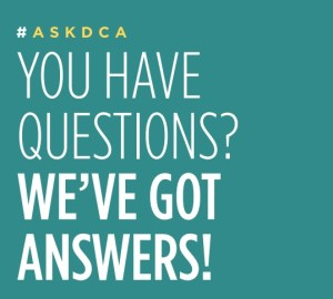 You Have Questions? We've Got Answers!