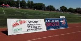 Breeze Beat Phoenix 23-20, Playoff Schedule Pending, Half Price Pizza Today