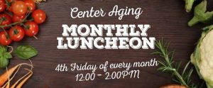 Center Aging Lunch
