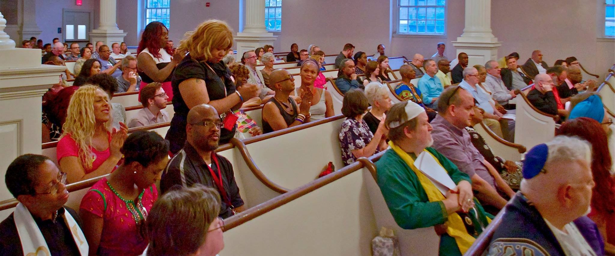 Volunteers Needed for Capital Pride Interfaith Choir