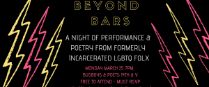 Beyond Bars Graphic March