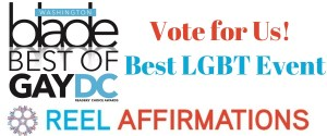 Vote Reel Affirmations for Best GayDC