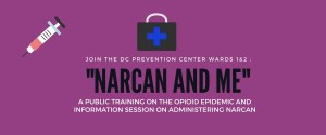 Narcan and Me Workshop
