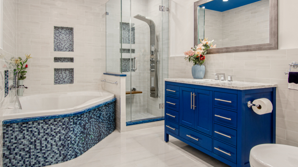 renovating a small bathroom check out