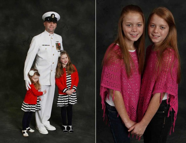 """The Imaging Alliance, Canon and USO Gulf Coast to offer free """"Portraits of Love"""""""