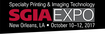 The Learning is Easy at the 2017 SGIA Expo