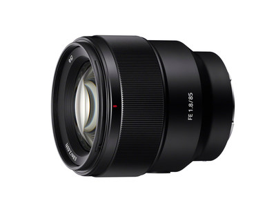 Sony Introduces 100mm F2.8 STF G Master with Highest Ever Quality Bokeh for an α Lens