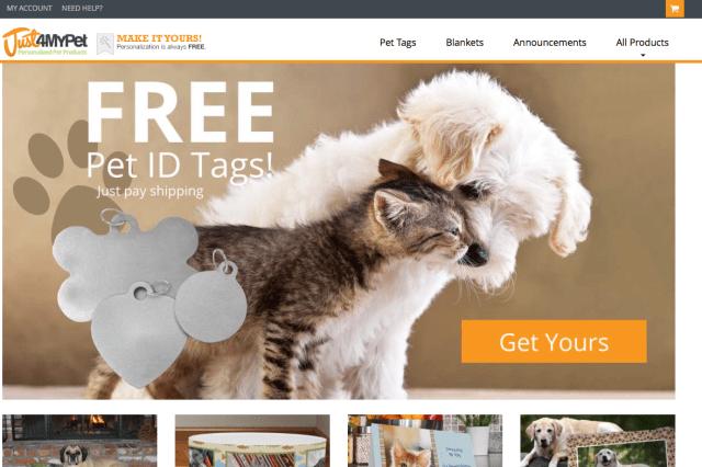 MailPix acquires pet photo personalization site Just4MyPet