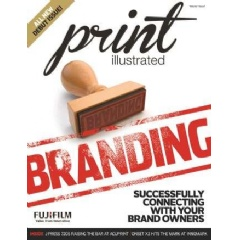 Fujifilm Launches Print Illustrated, an All-New Industry Magazine | WebWire