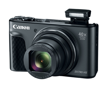 Capture High-Quality Memories With The New Canon PowerShot SX730 HS Digital Camera