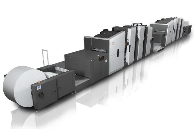 Kodak announces strategic decision to retain PROSPER inkjet business | Kodak