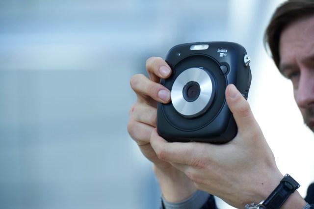 Fujifilm Announces The New Instax Square SQ10, A Hybrid Instant Film Camera
