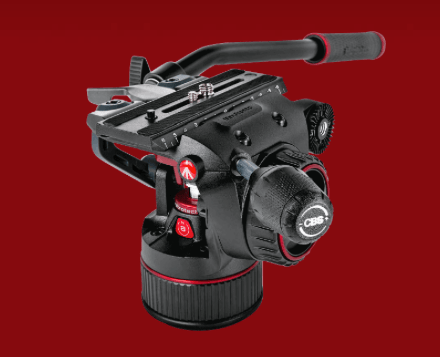 Witness a Revolution in Videography Introducing Nitrotech – the New Fluid Video Head