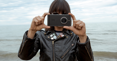 Kodak EKTRA, the Camera-First Smartphone, Launches in the United States