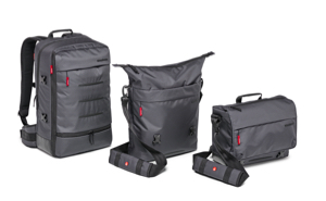 Manfrotto Launches Sleek City Chic Manhattan Camera Bag Assortment