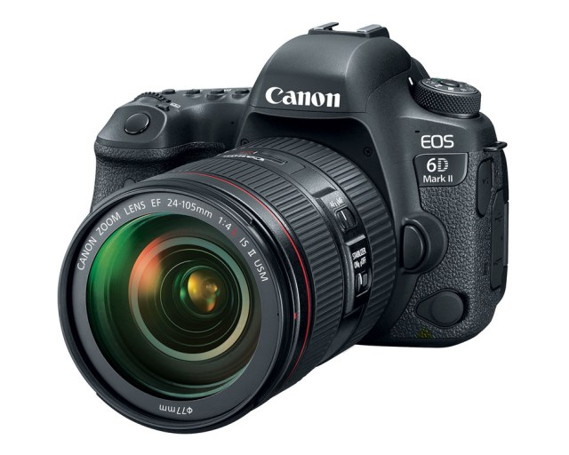 Canon U.S.A. Celebrates National Camera Day With The Announcement Of Two New DSLR Cameras