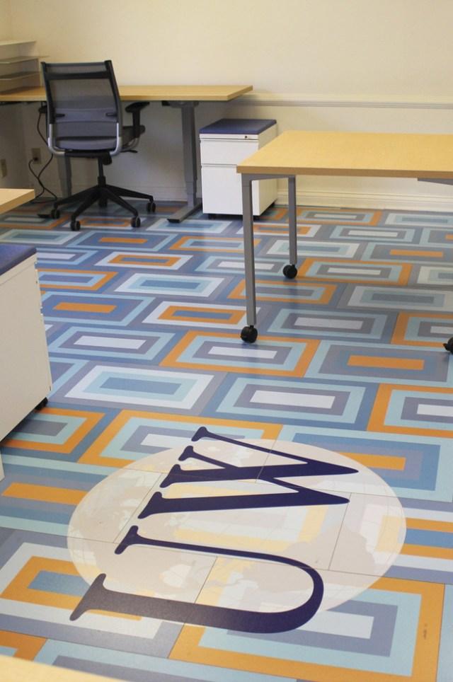 ChromaLuxe Unveils New Sublimatable, Durable Flooring Décor Product