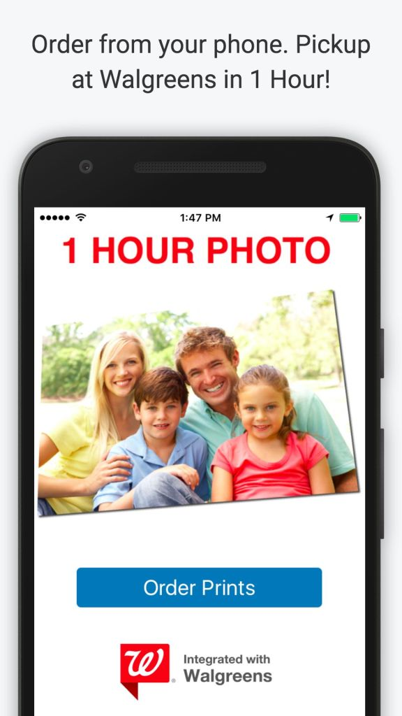 MailPix launches 1 Hour Photo mobile printing app for Android