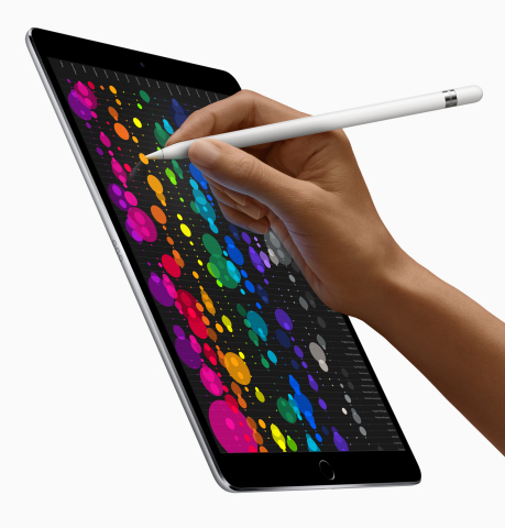 iPad Pro, in 10.5-inch & 12.9-inch Models, Introduces the World's Most Advanced Display & Breakthrough Performance
