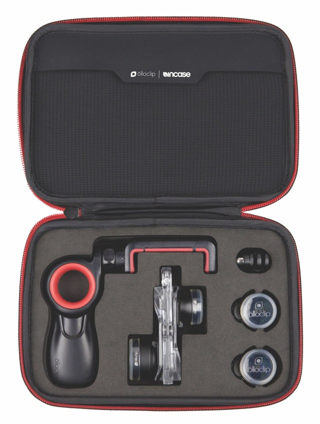olloclip Collaborates With Incase to Offer Limited-Edition Filmer's Kit for Mobile Videography, Photography and Live Streaming at a Special Price of $199