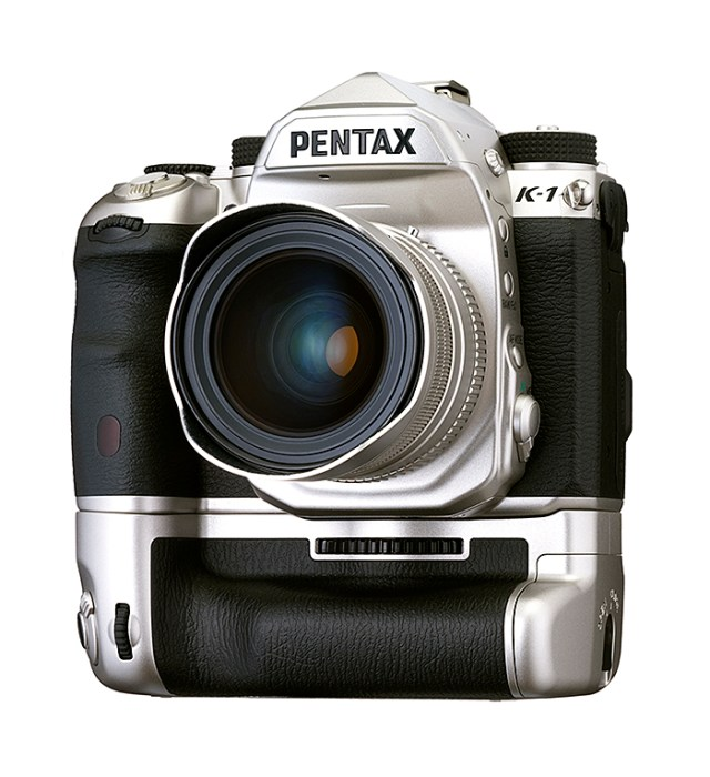 35mm Full-frame Digital SLR Camera Announcing the launch of the PENTAX K-1 Limited Silver