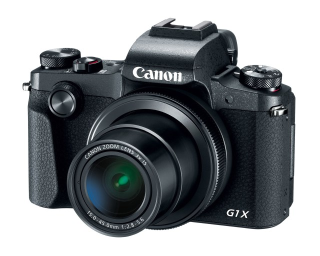 Canon Announces The Next Evolution Of Its Popular G-series Camera – The PowerShot G1 X Mark III