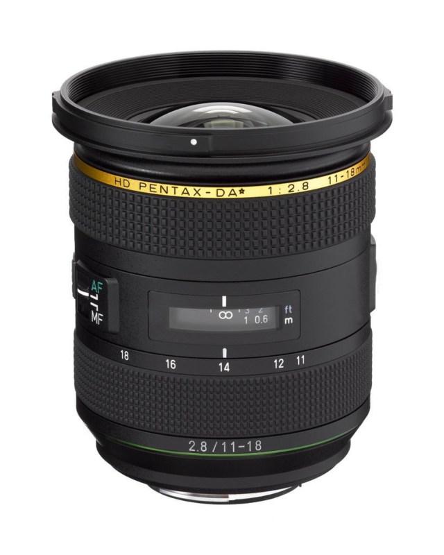 Ricoh announces next-generation, high-performance PENTAX Star-Series lens line