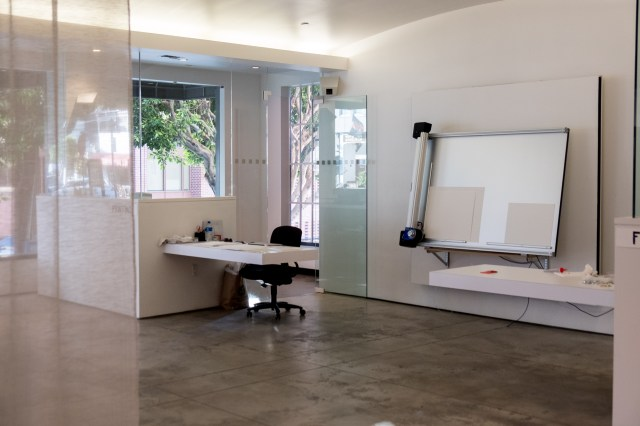 Neomodern framing area
