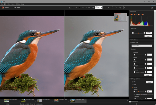 Sony launches workflow imaging software for Sony cameras