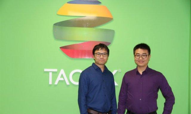 Taopix names China distributor