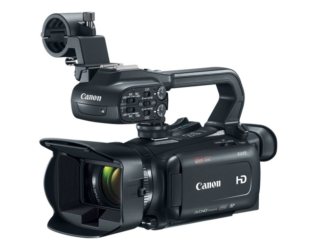 Canon U.S.A. Ups The Videography Ante With Three New HD Camcorders