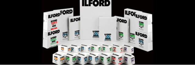 Harman Technology appoints new USA distributor for Ilford & Kentmere ranges