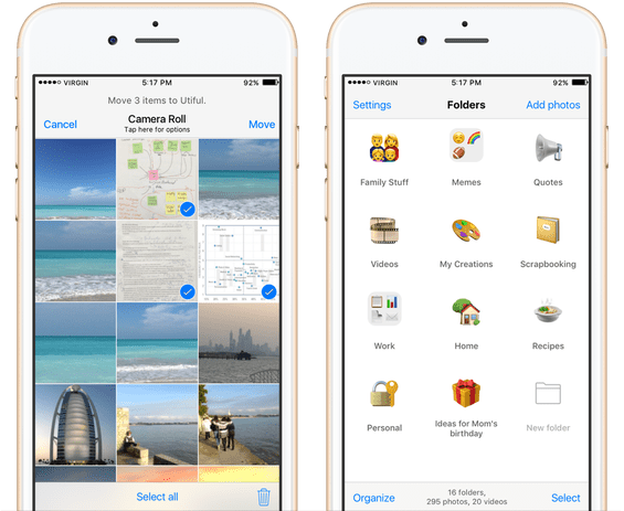 Utiful release their innovative iPhone Photo Sorter on the Chinese App Store