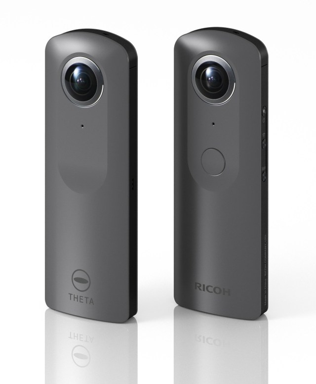 Ricoh announces plug-in partner program for Ricoh Theta V