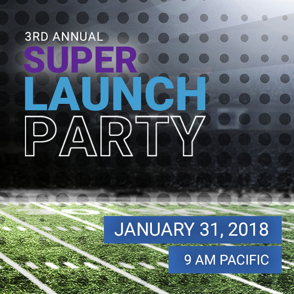 Third annual Super Launch Party