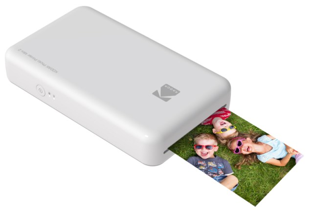 Kodak Branded Instant-Print Consumer Product Line Grows with the Addition of the KODAK Mini 2 Instant Photo Printer