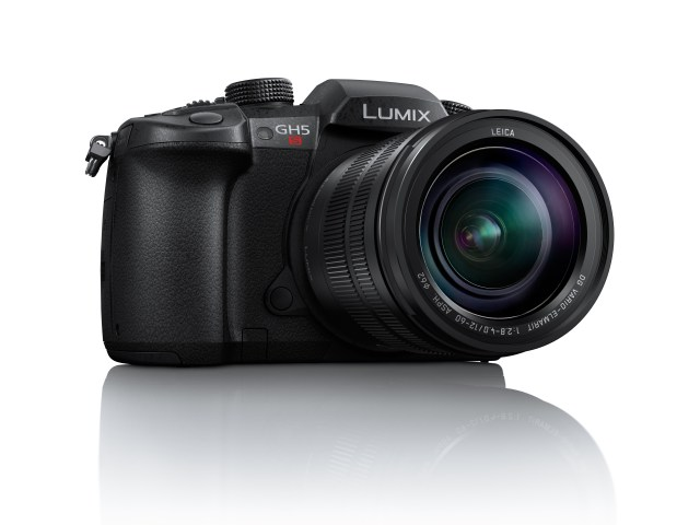 Panasonic announces pro-level LUMIX GH5S