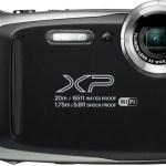 Fujifilm XP130 in Dark Silver